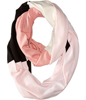 Kate Spade New York - Large Color Block Infinity Scarf