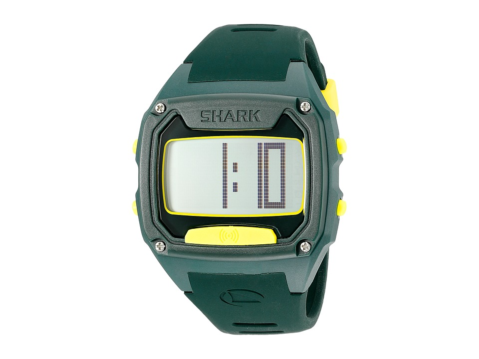 Freestyle Shark Tooth Pine/Yellow Watches