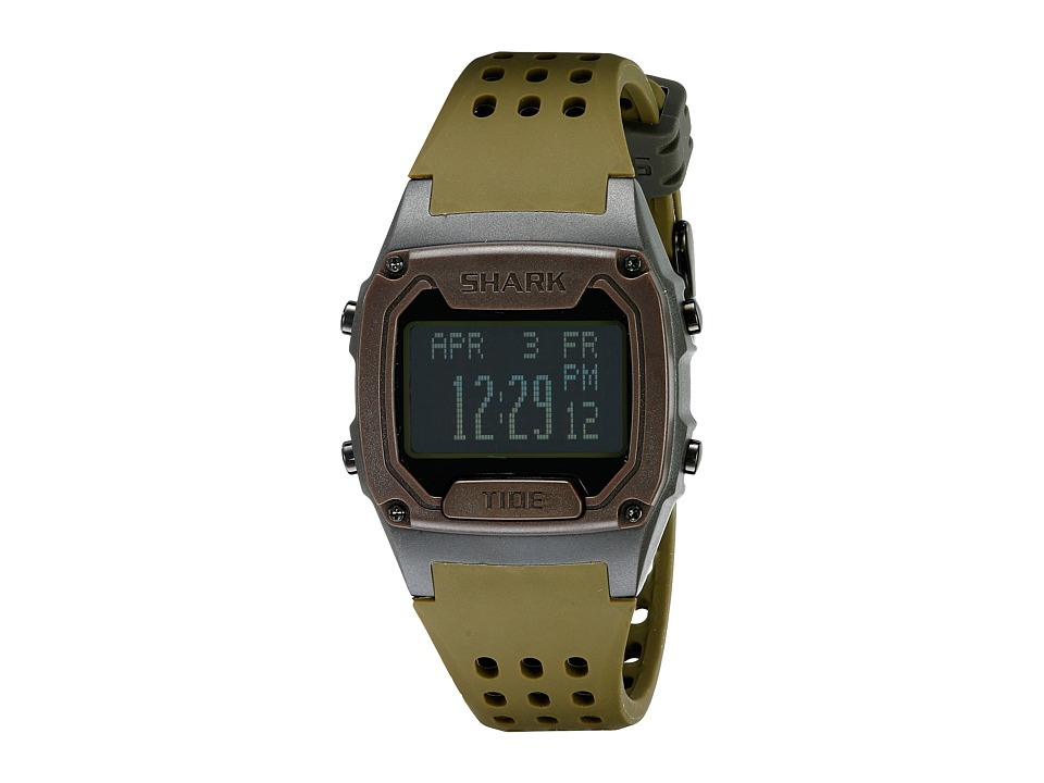 Freestyle Tide Trainer Black/Olive Watches
