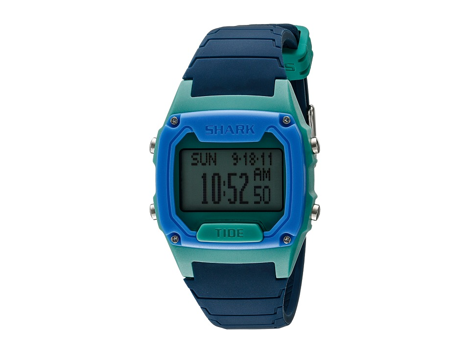 Freestyle Shark Classic Tide Navy/Green/Blue Watches