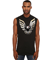 DSQUARED2 - Long Cool Twisted T-Shirt