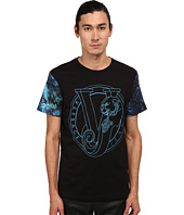 Versace Jeans - Tiger and Baroque Trees T-Shirt