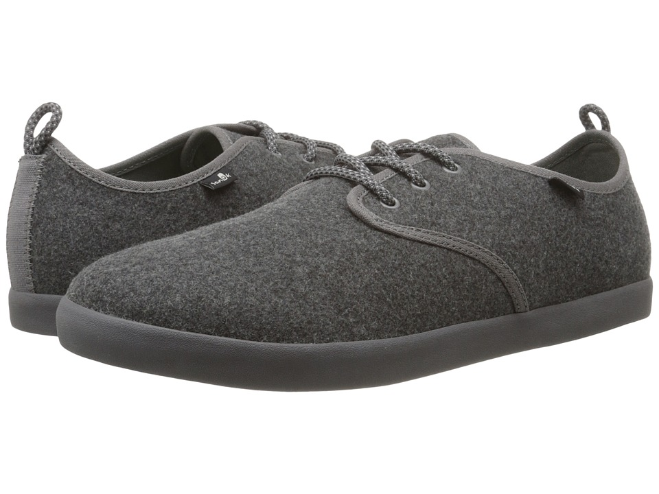 Sanuk - Guide TX (Grey Wool) Men