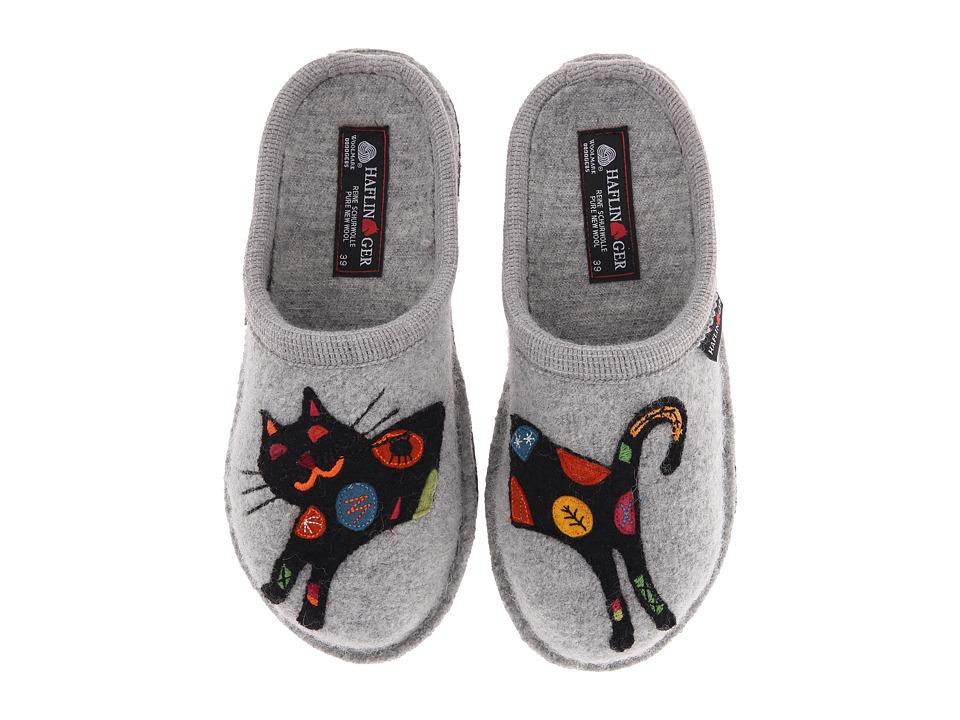 Haflinger Sassy (Stone) Slippers