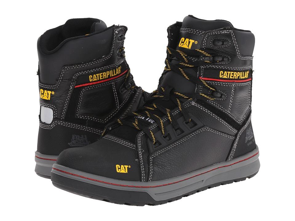 Caterpillar - Concave Hi Steel Toe (Black) Men