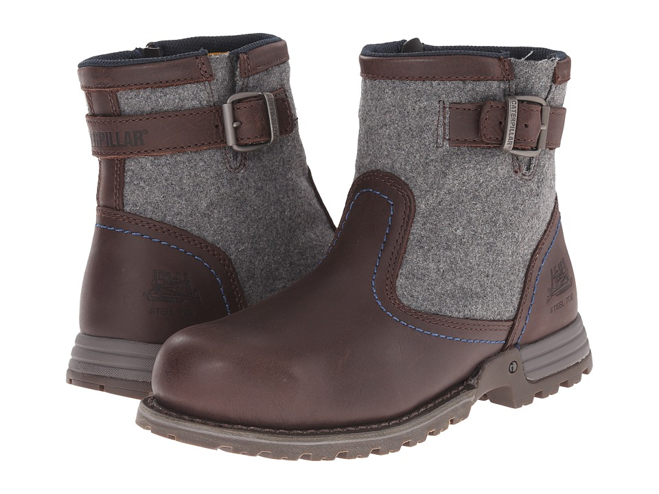 Caterpillar Jace Steel Toe (Mulch) Women's Work Boots