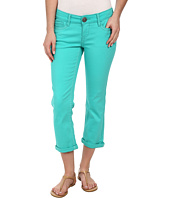 UNIONBAY - Miami Five-Pocket Crop Twill