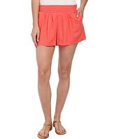 UNIONBAY - Charmain Linen Rayon Shorts