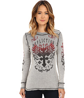 Affliction - Encounter Long Sleeve Reversible Thermal Tee