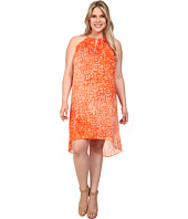 MICHAEL Michael Kors - Plus Size Sorento Tie-Dye Dress