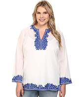 MICHAEL Michael Kors - Plus Size Threadwork Tunic