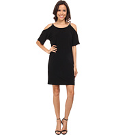 MICHAEL Michael Kors - Matte Jersey Cold Shoulder Dress