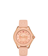 Michele - Cape Topaz Rose Gold Tone Pink