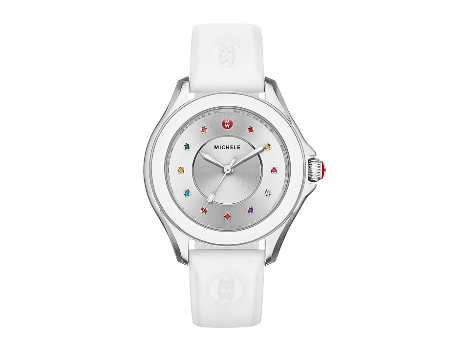 Michele - Cape Topaz White (Stainless) Watches