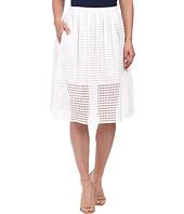 MICHAEL Michael Kors - Eyelet Skirt