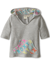 Roxy Kids - Roxy Logo Poncho (Toddler/Little Kids/Big Kids)