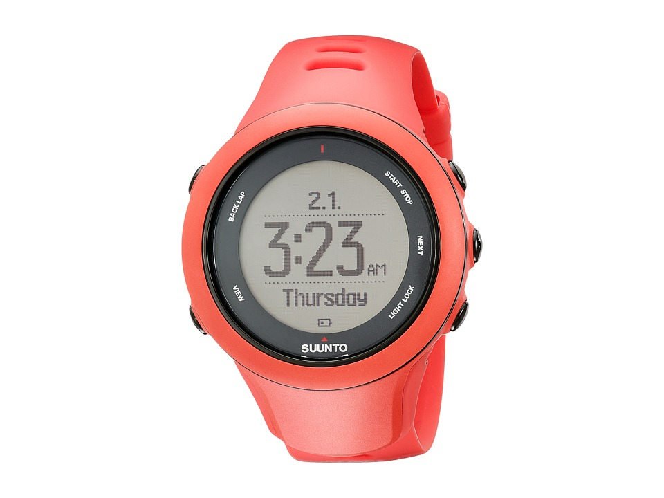 Suunto Ambit 3 Sport Coral Sport Watches