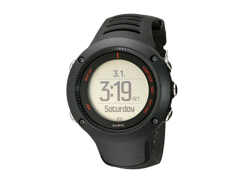 Suunto Ambit 3 Run HR Black Sport Watches