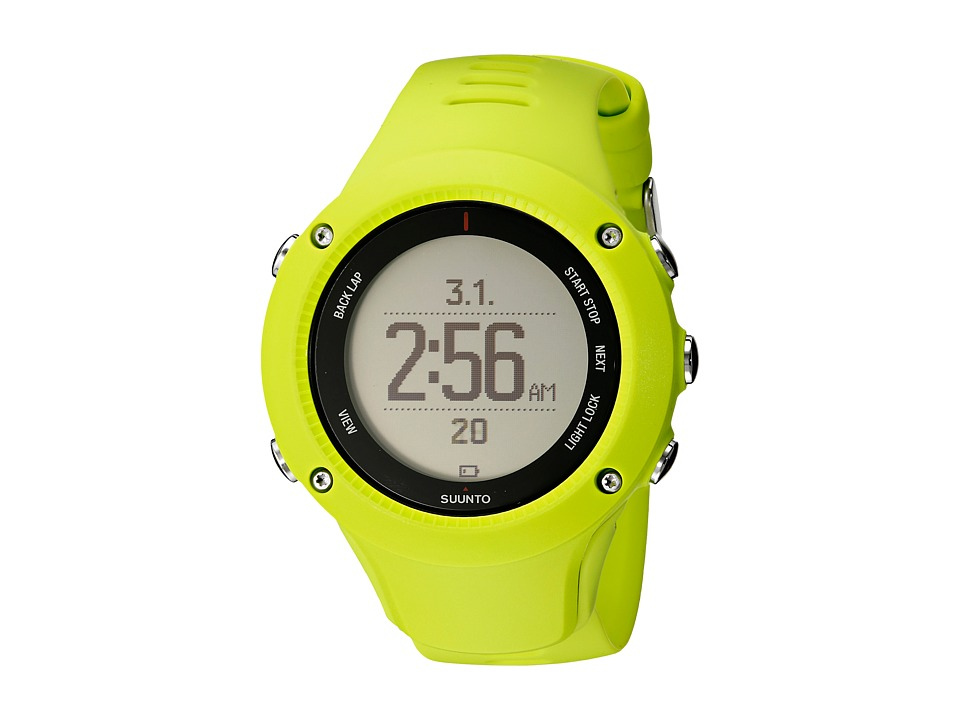 Suunto Ambit 3 Run HR Lime Sport Watches