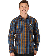Volcom - Everett Plaid Long Sleeve Woven