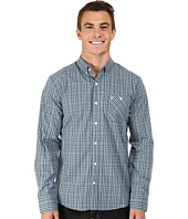 Volcom - Everett Mini Check Long Sleeve Woven