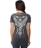 Affliction - Brave Short Sleeve V-Neck Tee