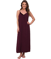 Midnight by Carole Hochman - Looking For Love Maxi with Scallop Stitched Satin Trim
