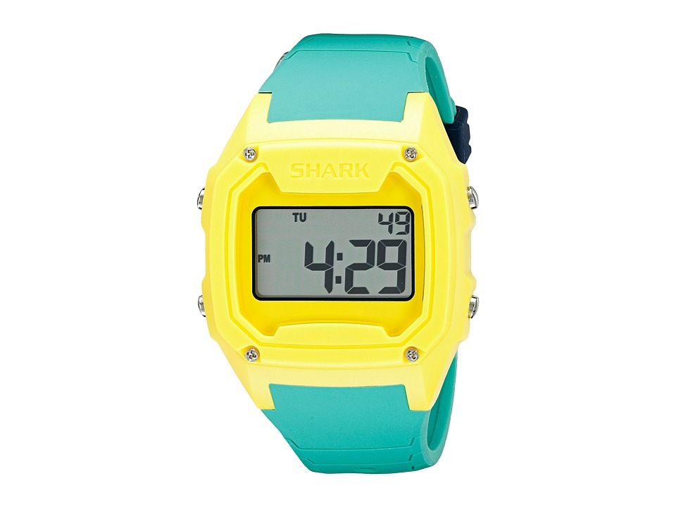 Freestyle Shark Classic XL Green/Yellow Watches