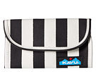 KAVU Big Spender (Black/White Stripe)