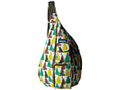 KAVU Rope Bag (Woodlands)