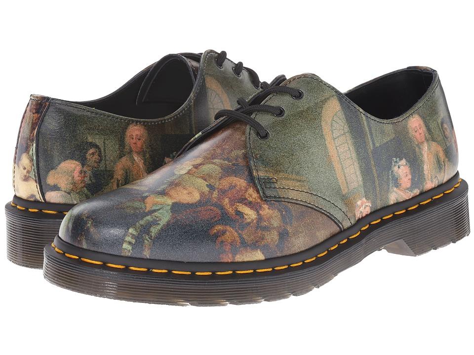 Dr. Martens 1461 3 Eye Shoe Multi Lace up casual Shoes
