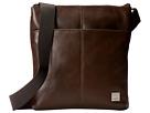 KNOMO London Kyoto Crossbody Bag (Brown)