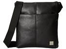 KNOMO London Kyoto Crossbody Bag (Black)