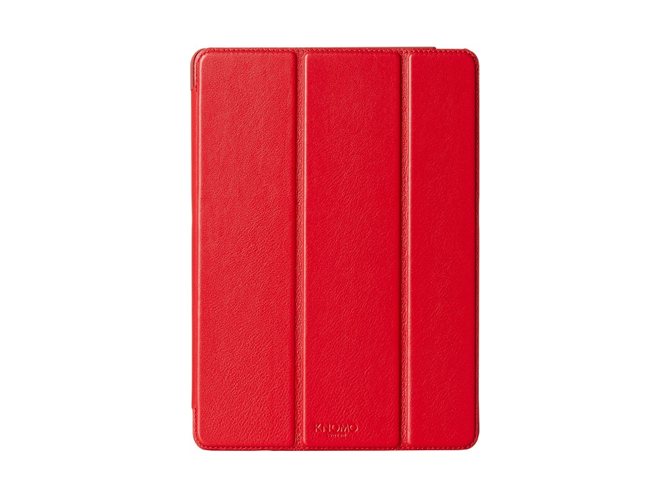 KNOMO London - Air 2 Leather Folio (Scarlet) Wallet