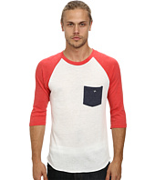 Alternative - Eco Jersey Pocket Baseball Tee