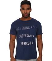 Lightning Bolt - Venice Shop Pocket Tee