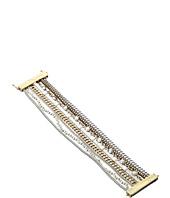 Lucky Brand - Two-Tone Multi Strap Bracelet