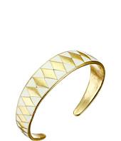 Lucky Brand - Gold Enamel Cuff Bracelet