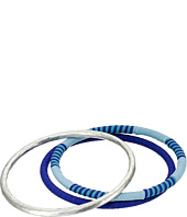 Lucky Brand - Navy Bracelet Set