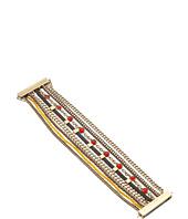 Lucky Brand - Gold Multi Strap Bracelet