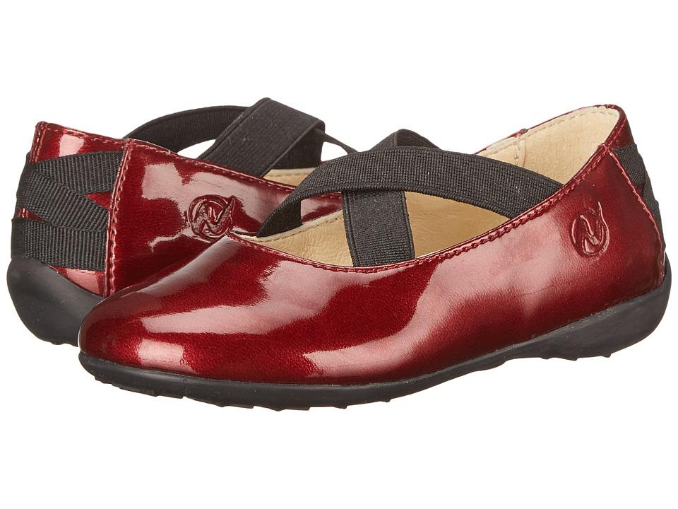 Naturino Nat. 3880 Toddler/Little Kid/Big Kid Bordo Girls Shoes