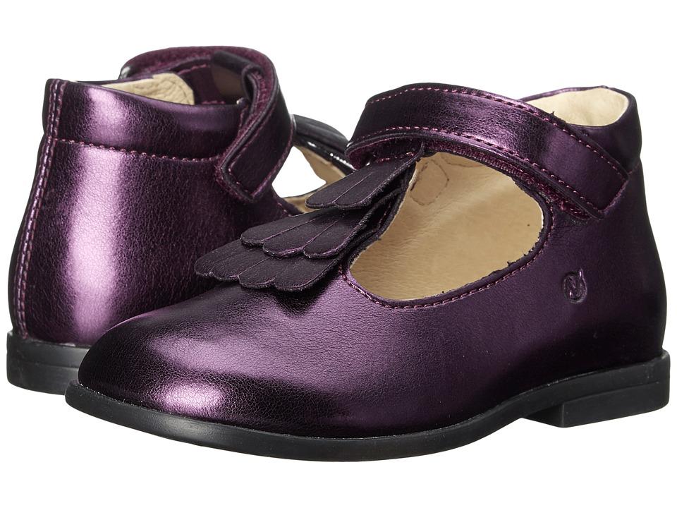 Naturino Nat. 2422 Toddler Purple Girls Shoes