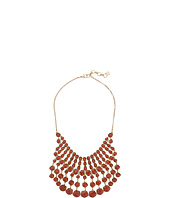 Lucky Brand - Red Statement Necklace