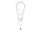 Lucky Brand Lucky Layer Pearl Necklace