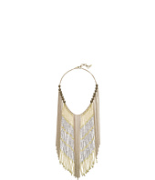 Lucky Brand - Beaded Two-Tone Statement Necklace