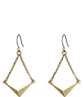 Lucky Brand - Triangle Drop Earrings