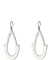 Lucky Brand - Oblong Hoop Earrings