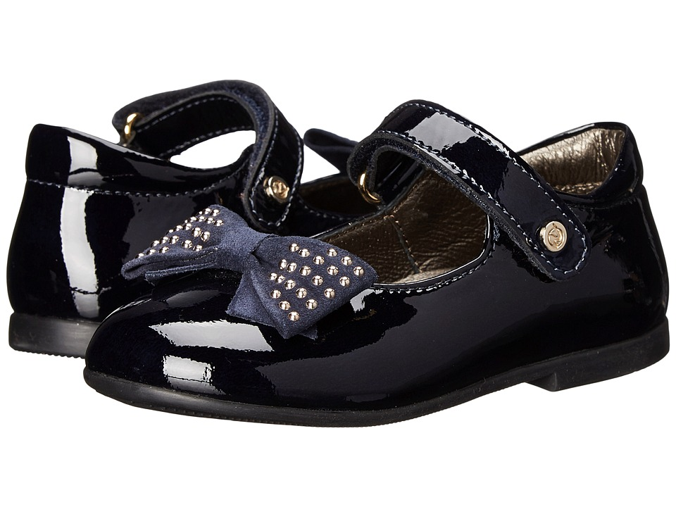 Naturino Nat. 3772 Toddler/Little Kid Blue Girls Shoes