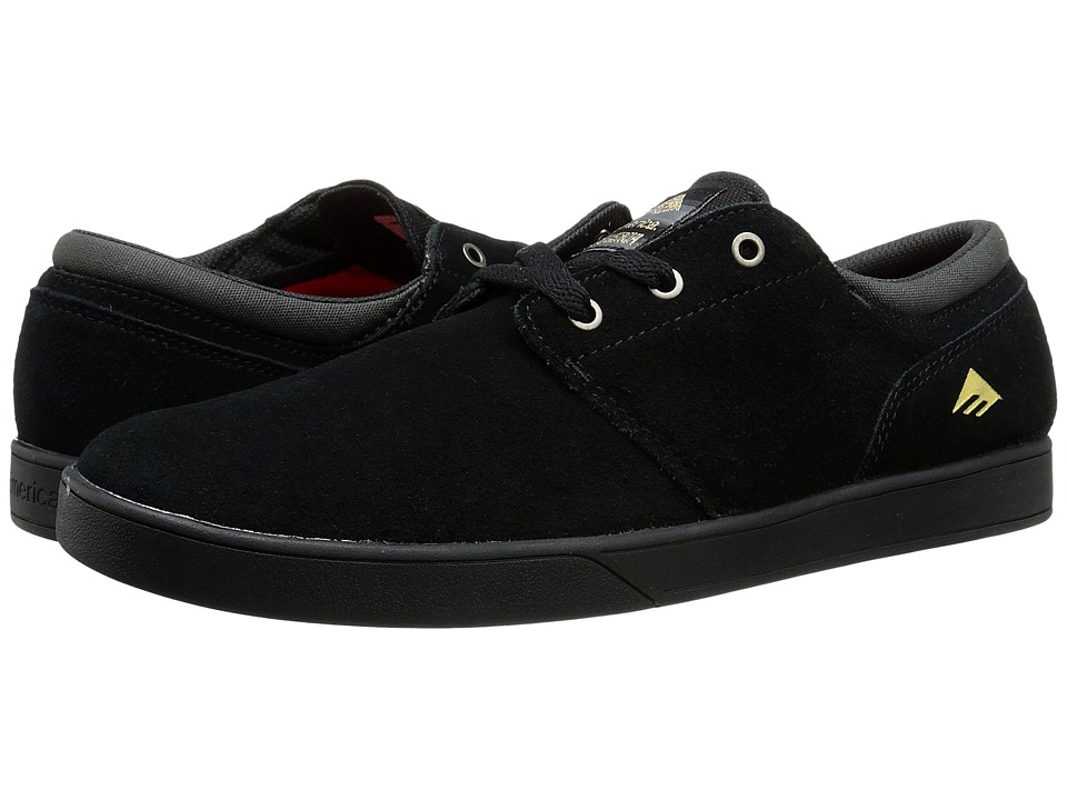 Emerica - The Figueroa (Black/Black) Men