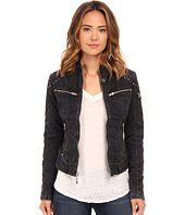 Affliction - Soul Fire Cotton Moto Jacket